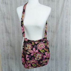 Vera Bradley large crossbody bag